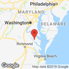 Saint Johns Cemetery   Warsaw, VA 22572, USA