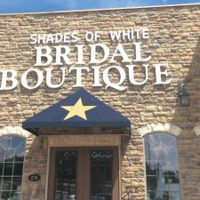 Shades of White Bridal Boutique | 11133 I-45 #270, Conroe, TX 77302, USA