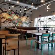 Mod Pizza Restaurant 407 East Charles William Anderson
