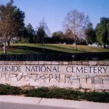 Riverside National Cemetery   22495 Van Buren Boulevard, Riverside, CA 92518, USA
