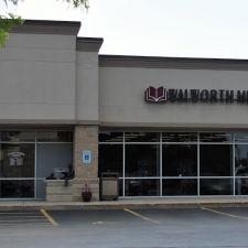 Walworth Memorial Library | 525 Kenosha St, Walworth, WI 53184, USA