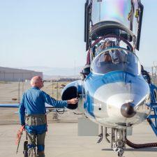 National Test Pilot School   1030 Flight Line Bldg. 72, Mojave, CA 93501-1679, Mojave, CA 93501, USA