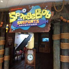 Spongebob SubPants Adventure   1 Hope Blvd, Galveston, TX 77554, USA