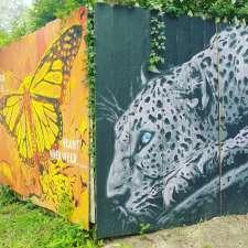 Paint The Trail   Seminole Wekiva Trail, Longwood, FL 32779, USA