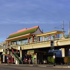 Chinatown Metro Station | 1231 N Spring St, Los Angeles, CA 90012, USA