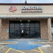 Lone Star Flags & Flagpoles, Inc. | 8910 Seawall Blvd, Galveston, TX 77554, USA
