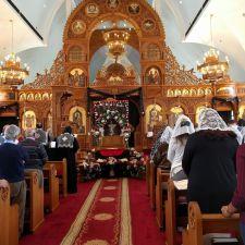 St Mina Church | 22700 St Minas Ct, Colton, CA 92324, USA