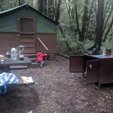 Big Basin Tent Cabins | 21600 Big Basin Hwy, Boulder Creek, CA 95006, USA