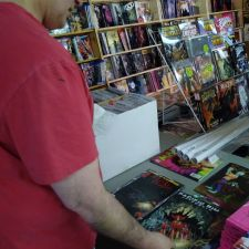 Larry's Comics | 126 Tyngsboro Rd, North Chelmsford, MA 01863, USA