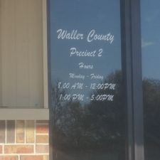 Waller County Precinct 2 Justice-of-the-Peace Court | 27388 Fields Store Rd, Waller, TX 77484, USA