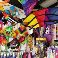 Kites Unlimited | 8910 Seawall Blvd, Galveston, TX 77554, USA