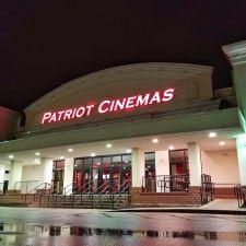Patriot Cinemas - Hanover Mall   1775 Washington St, Hanover, MA 02339, USA