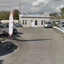 Lowell Lock & Key Inc. | 1599 Middlesex St, Lowell, MA 01851, USA