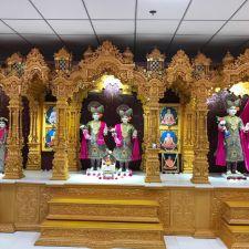 BAPS Shri Swaminarayan Mandir   4 Commercial St, Sharon, MA 02067, USA