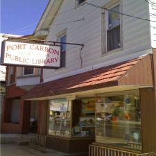 Port Carbon Public Library | 111 Pike St, Port Carbon, PA 17965, USA
