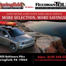 Reedman Toll Chrysler Dodge Jeep Ram Of Springfield Car Dealer