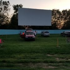 The Skyline Drive-In   3986 E Michigan Rd, Shelbyville, IN 46176, USA