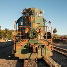 Niles Canyon Railway Boarding Platform | 37105 Vallejo Way, Fremont, CA 94536, USA