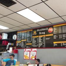 Sandwich King   361 Bridge St, Lowell, MA 01850, USA