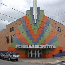 Mummers Museum | 1100 S 2nd St, Philadelphia, PA 19147, USA