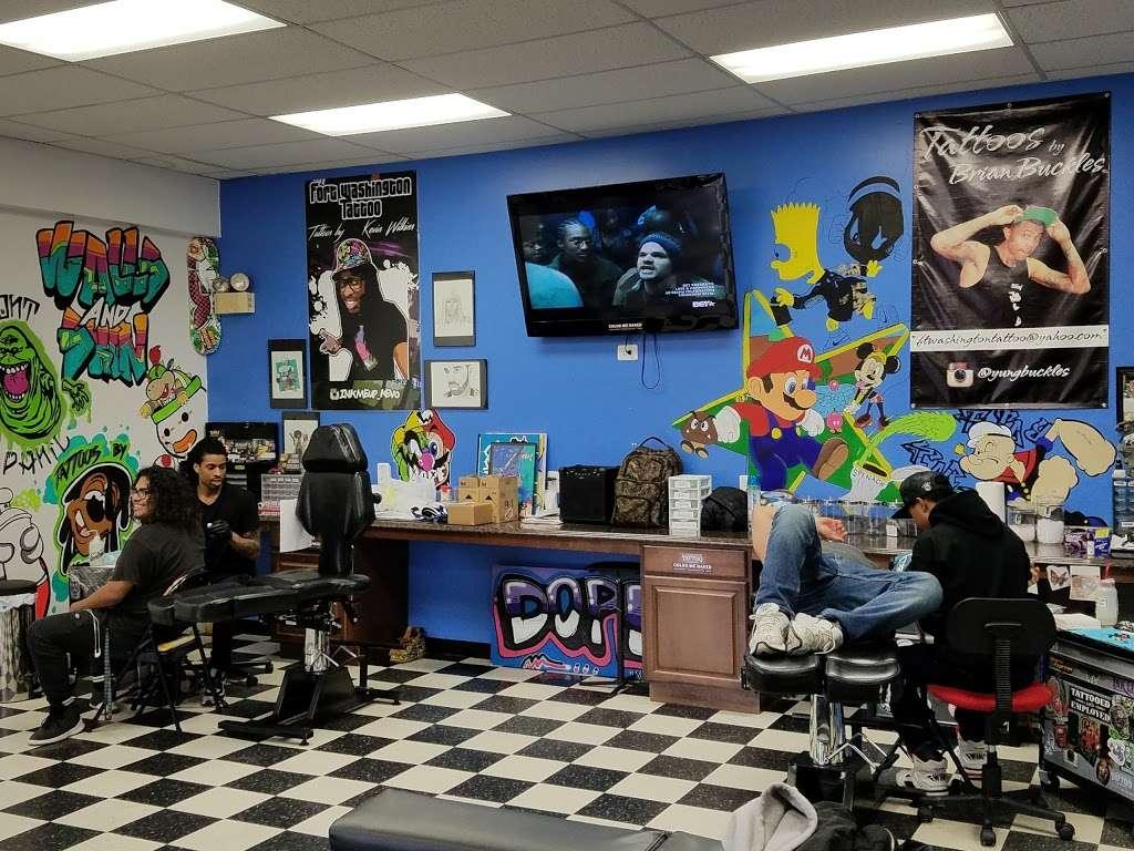 Fort Washington Tattoo Company - store  | Photo 3 of 10 | Address: 9501 Livingston Rd B, Fort Washington, MD 20744, USA | Phone: (301) 248-5603
