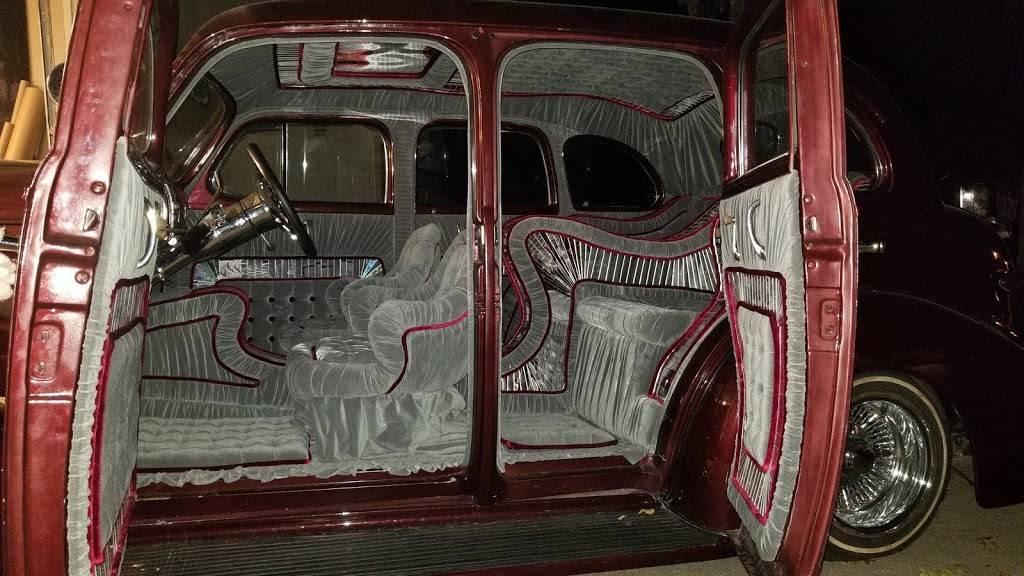 Knobens Kustoms Upholstery - car repair    Photo 4 of 8   Address: 10603 Marias River Dr, Austin, TX 78748, USA   Phone: (530) 999-8958