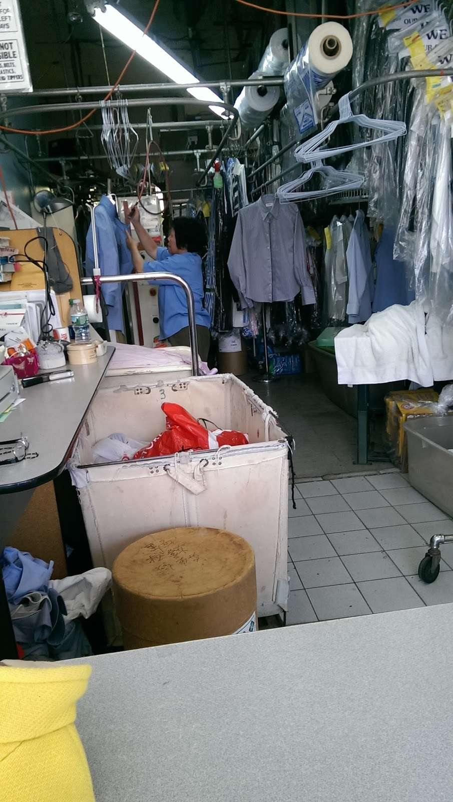 3rd Avenue Pro French Cleaners - laundry    Photo 1 of 2   Address: 9409 3rd Ave, Brooklyn, NY 11209, USA   Phone: (718) 833-6000