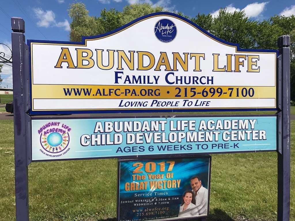 Abundant Life Family Christian - church  | Photo 2 of 6 | Address: 201 Church Rd, North Wales, PA 19454, USA | Phone: (215) 699-7100