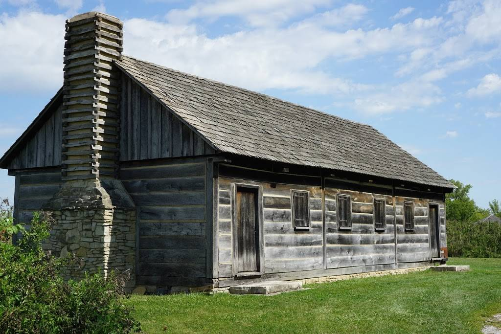 Fort Meigs Historic Site - museum    Photo 8 of 8   Address: 29100 W River Rd, Perrysburg, OH 43551, USA   Phone: (419) 874-4121