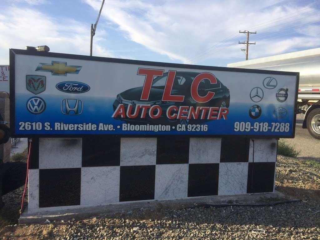 TLC AUTO CENTER - car repair  | Photo 3 of 5 | Address: 2610 S Riverside Ave, Bloomington, CA 92316, USA | Phone: (909) 918-7288