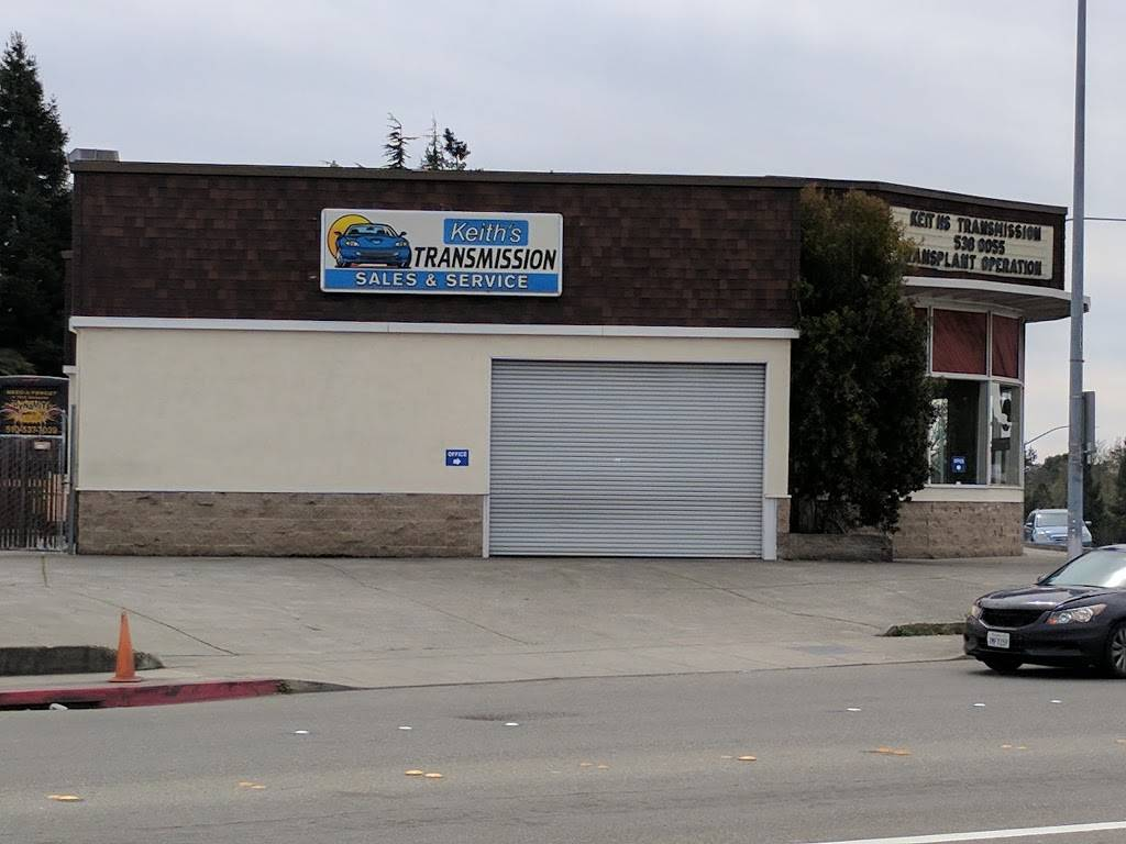 Keiths Transmission Services - car repair  | Photo 1 of 4 | Address: 22312 Redwood Rd, Castro Valley, CA 94546, USA | Phone: (510) 538-0055
