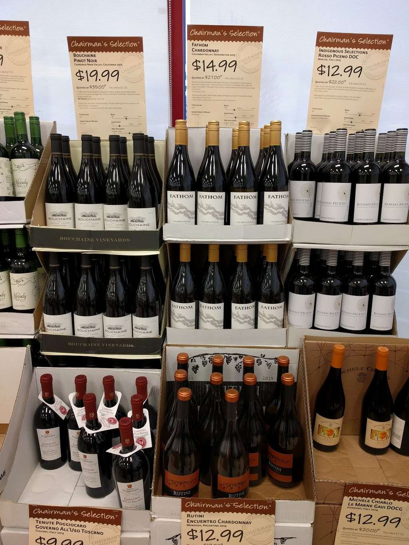 Fine Wine & Good Spirits - Premium Collection - store  | Photo 4 of 10 | Address: 3718 Easton-Nazareth Hwy, Easton, PA 18045, USA | Phone: (610) 258-8597