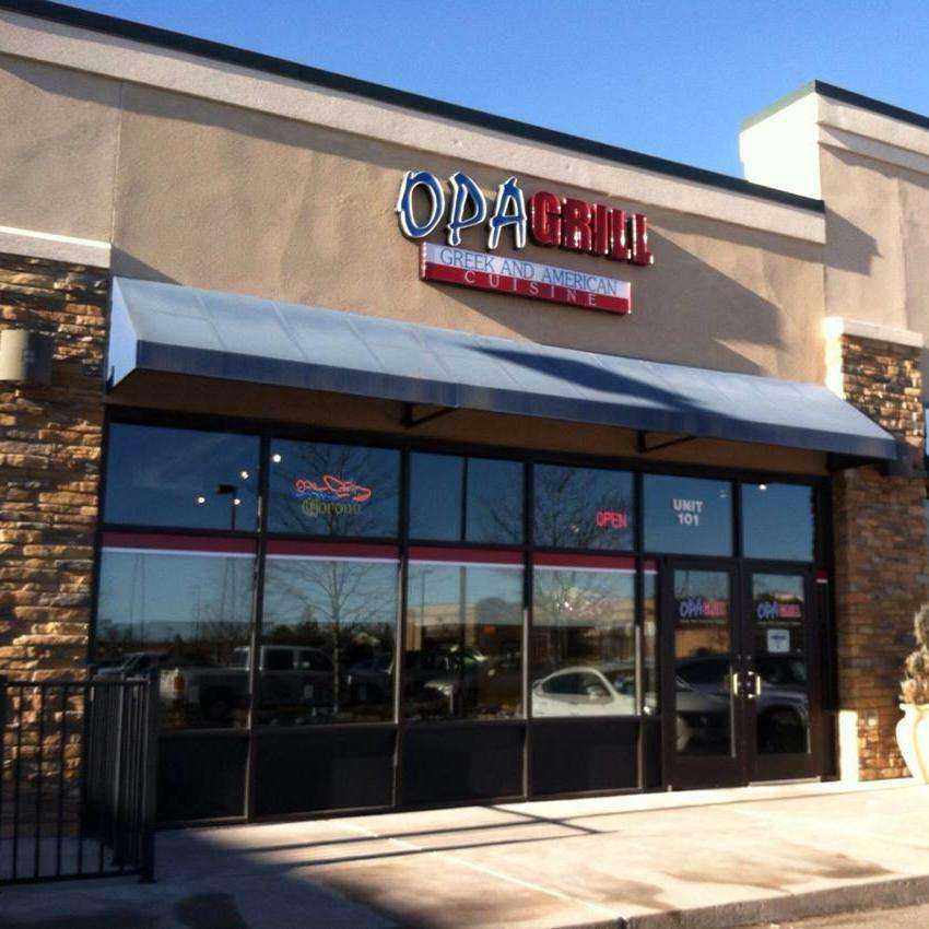 Opa Grill - restaurant  | Photo 4 of 10 | Address: 18366 Lincoln Ave, Parker, CO 80134, USA | Phone: (303) 841-7074