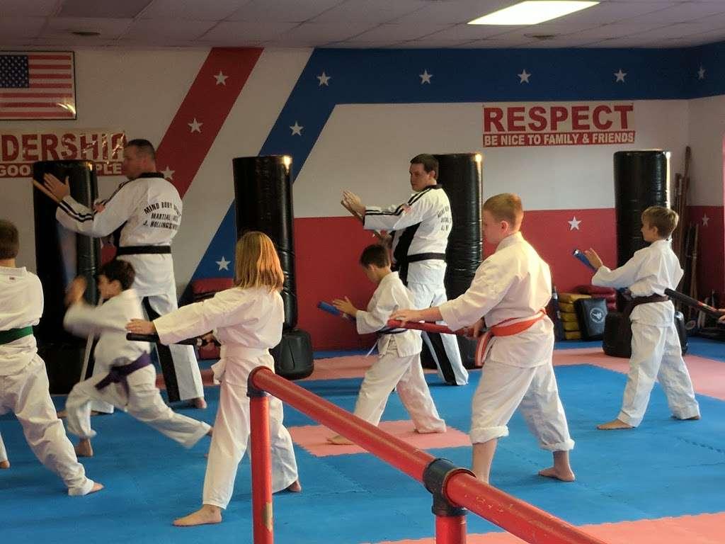 Mind Body Spirit Martial Arts Health 1601 S 169 Highway