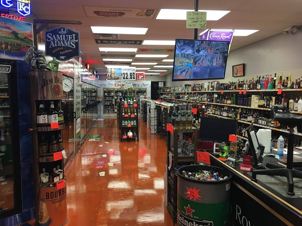 Jts Liquor - home goods store    Photo 5 of 10   Address: 3700 N Woodlawn Blvd #106, Wichita, KS 67220, USA   Phone: (316) 683-4000