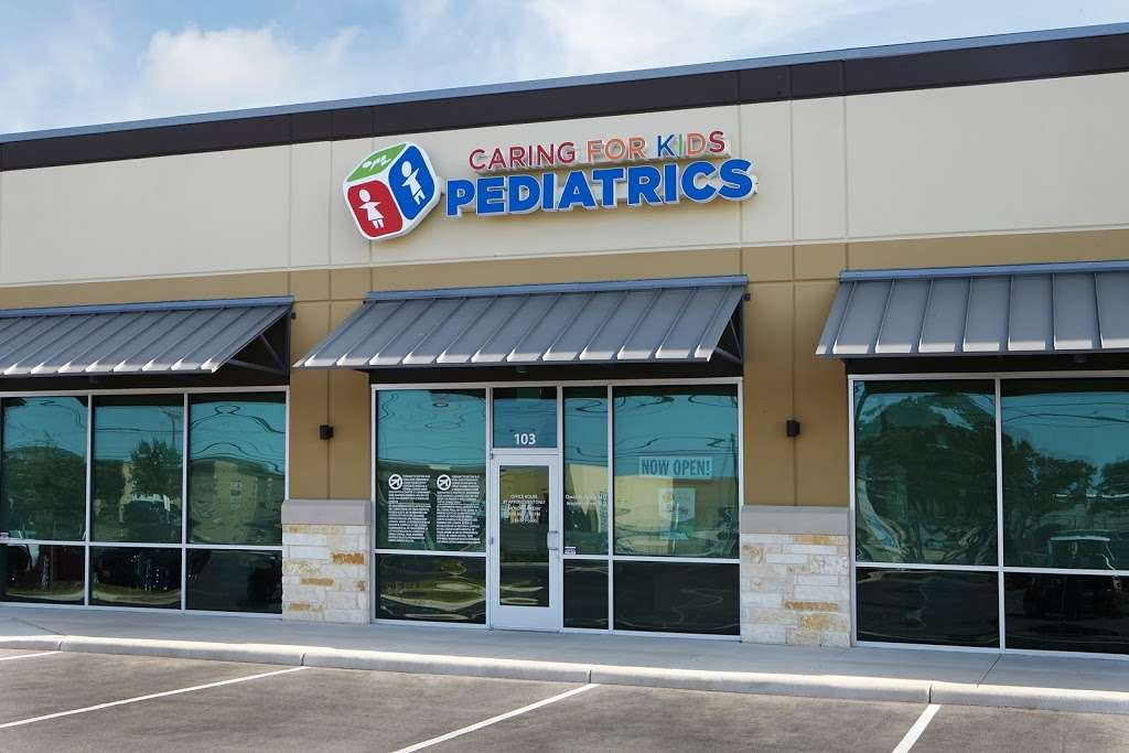 Caring for Kids Pediatrics, PA - doctor    Photo 2 of 5   Address: 12510 Bandera Rd Suite 103, Helotes, TX 78023, USA   Phone: (210) 877-5600