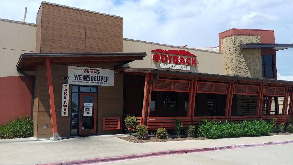 Outback Steakhouse - meal takeaway  | Photo 1 of 9 | Address: 813 Airport Fwy, Hurst, TX 76053, USA | Phone: (817) 285-0004