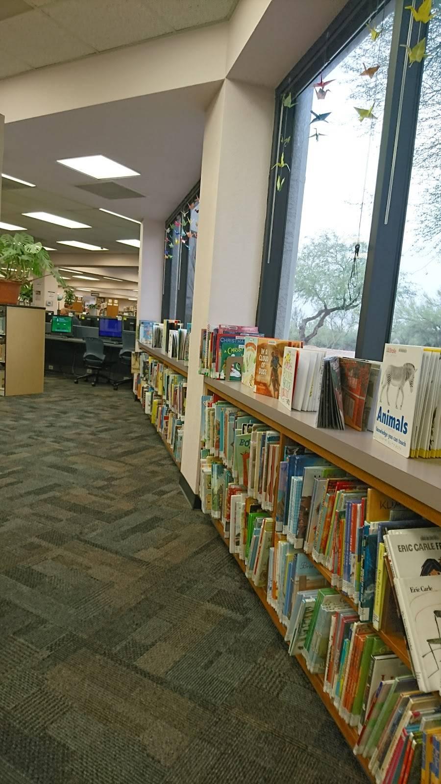 Nanini Library - library    Photo 7 of 9   Address: 7300 N Shannon Rd, Tucson, AZ 85741, USA   Phone: (520) 594-5365