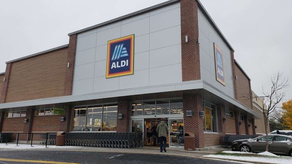 ALDI - supermarket  | Photo 3 of 10 | Address: 7667 Arundel Mills Blvd, Hanover, MD 21076, USA | Phone: (855) 955-2534