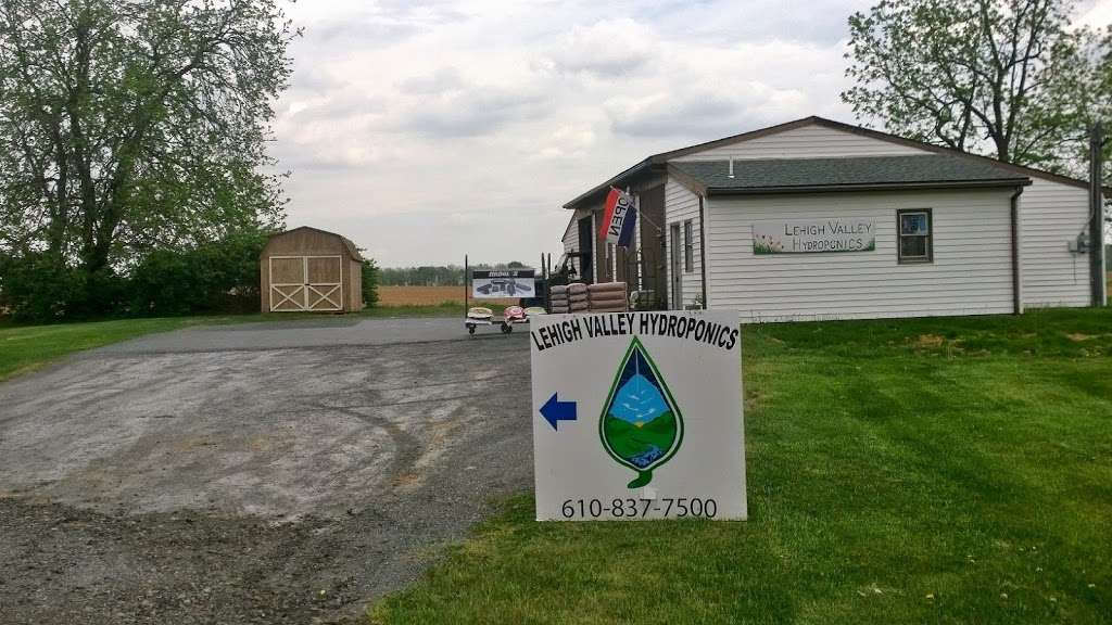 Lehigh Valley Hydroponics - park  | Photo 9 of 10 | Address: 7576 Beth Bath Pike, Bath, PA 18014, USA | Phone: (610) 837-7500