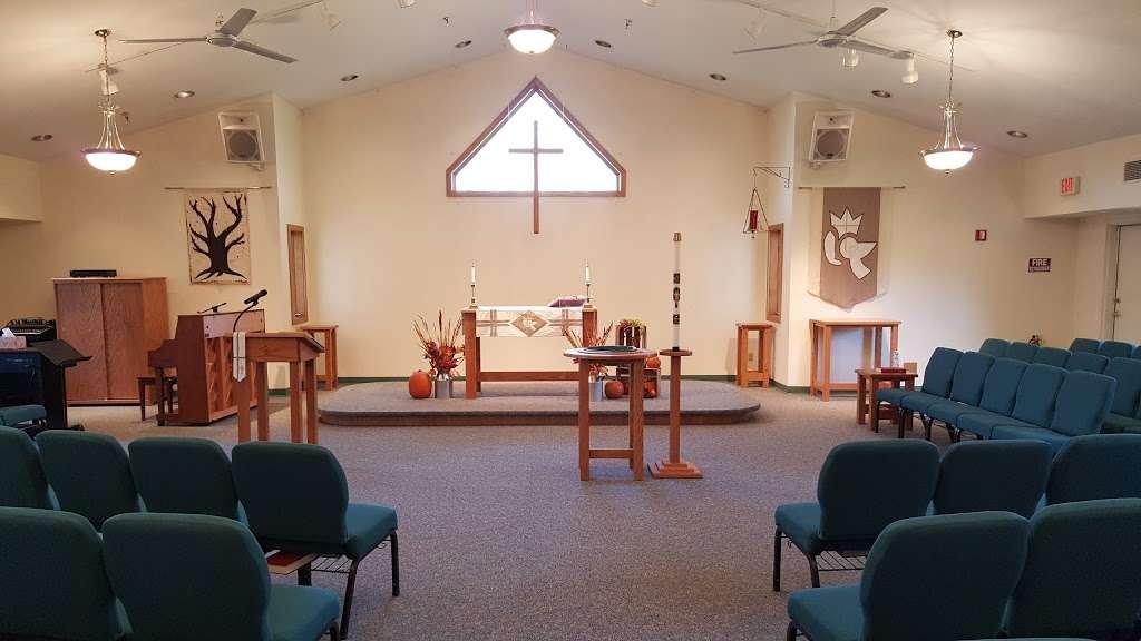 Resurrection Lutheran Church - church  | Photo 9 of 10 | Address: 12400 W Cold Spring Rd, New Berlin, WI 53151, USA | Phone: (262) 786-8880