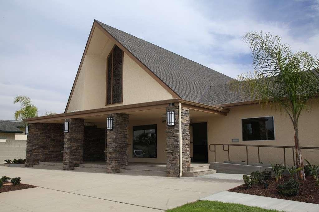 Fountain of Life Community Church - church    Photo 1 of 9   Address: 13518 Biola Ave, La Mirada, CA 90638, USA   Phone: (562) 941-4610
