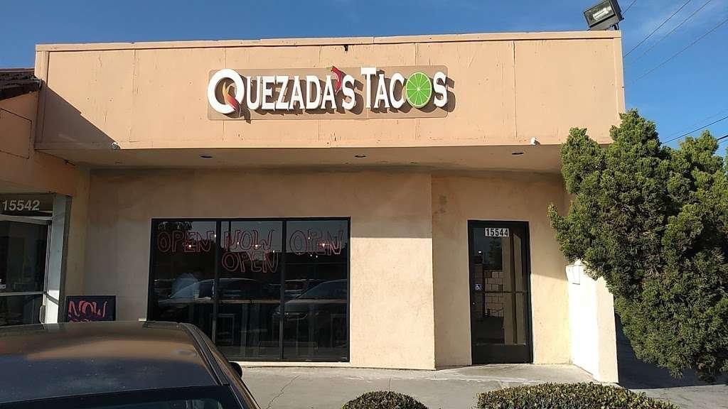 Quezadas tacos - restaurant    Photo 3 of 10   Address: 15544 La Mirada Blvd, La Mirada, CA 90638, USA   Phone: (714) 735-8528