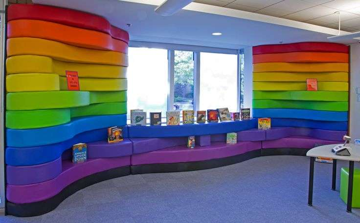 Mount Prospect Public Library - library    Photo 6 of 10   Address: 10 S Emerson St, Mt Prospect, IL 60056, USA   Phone: (847) 253-5675