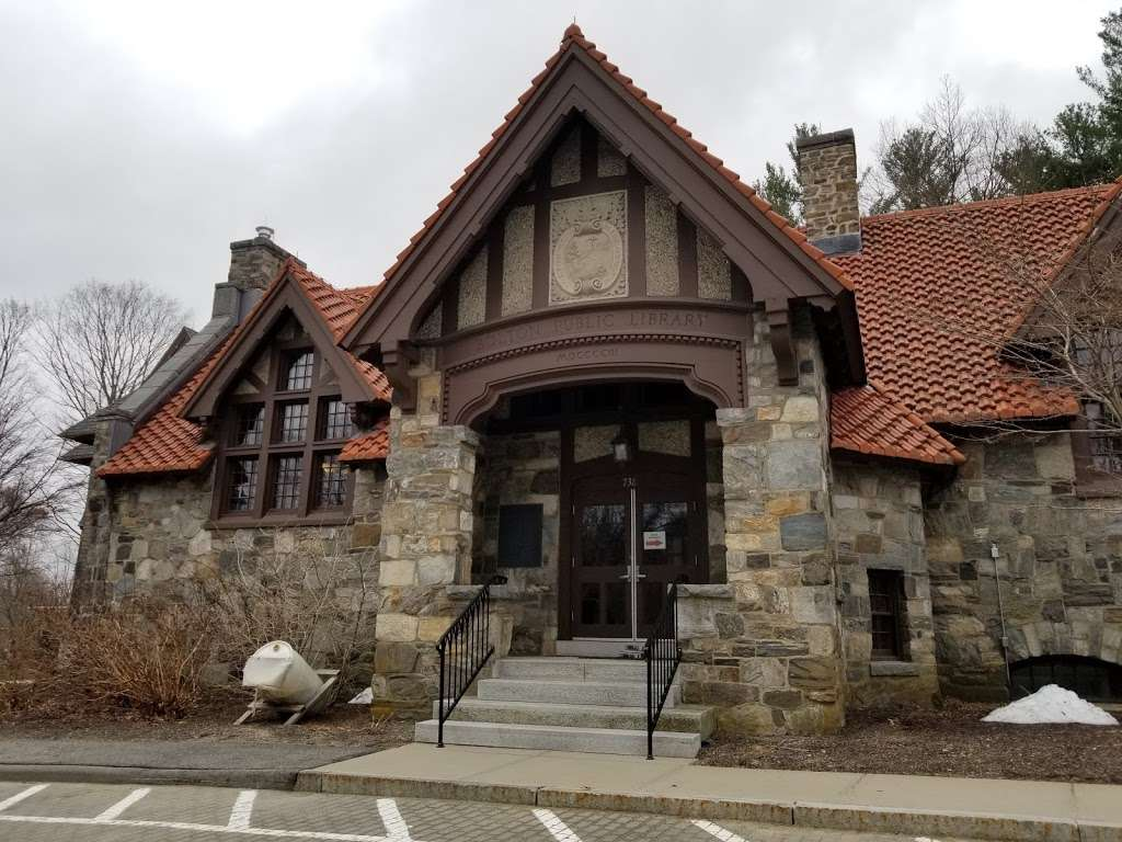 Bolton Public Library - library  | Photo 1 of 3 | Address: 738 Main St, Bolton, MA 01740, USA | Phone: (978) 779-2839