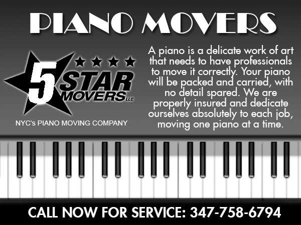 5 Stars Movers - moving company  | Photo 5 of 10 | Address: 347 E 104th St, New York, NY 10029, USA | Phone: (212) 372-7489