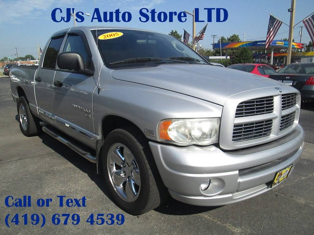 CJs Auto Store - car dealer  | Photo 5 of 10 | Address: 1416 E Manhattan Blvd, Toledo, OH 43608, USA | Phone: (419) 729-2277