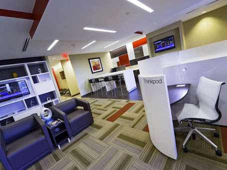 Regus - New Jersey, East Rutherford - Meadowlands - real estate agency  | Photo 1 of 10 | Address: 1 Meadowlands Plaza Suite 200, East Rutherford, NJ 07073, USA | Phone: (201) 340-2600