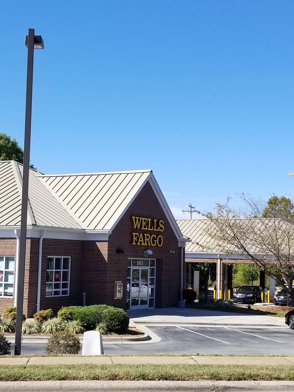 Wells Fargo Bank - bank    Photo 1 of 3   Address: 5815 W Friendly Ave, Greensboro, NC 27410, USA   Phone: (336) 856-5230