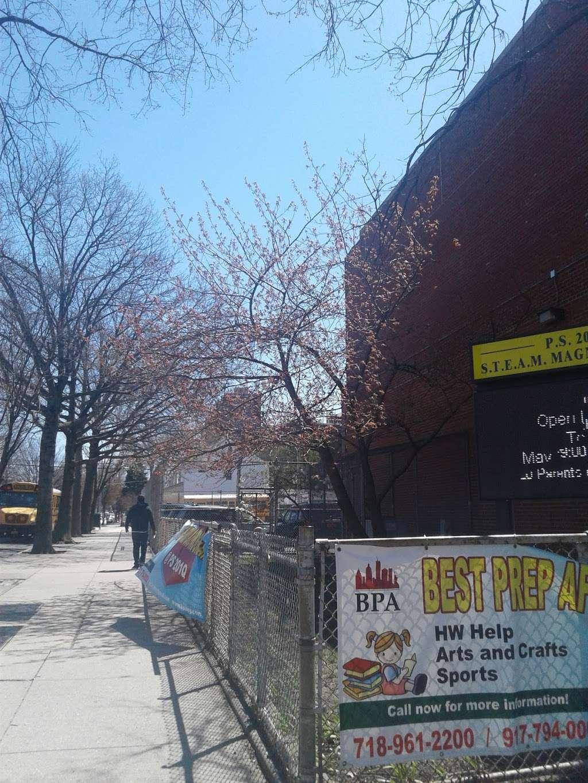 Public School 201 - school    Photo 5 of 5   Address: 65-11 155th St, Flushing, NY 11367, USA   Phone: (718) 359-0620